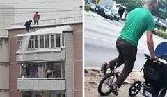Uznemirujuće slike ljudi koji uopće nisu razmišljali o svojoj i tuđoj sigurnost