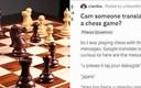 Stranac je zatražio pomoć nakon partije šaha s Balkancem, evo što mu je navodno pisao