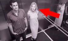 Najčudnije scene iz lifta 🤣 Mislili su da ih nitko neće vidjeti, no kamera je sve zabilježila