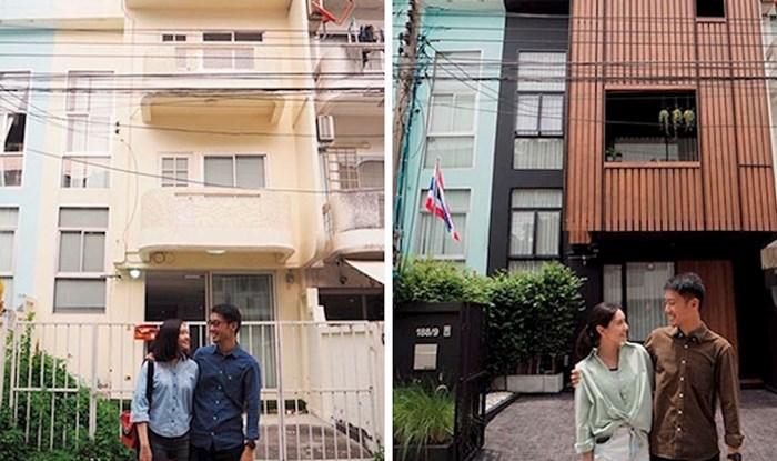 Par iz Tajlanda uredio je svoju staru kuću, a rezultat je oduševio društvene mreže