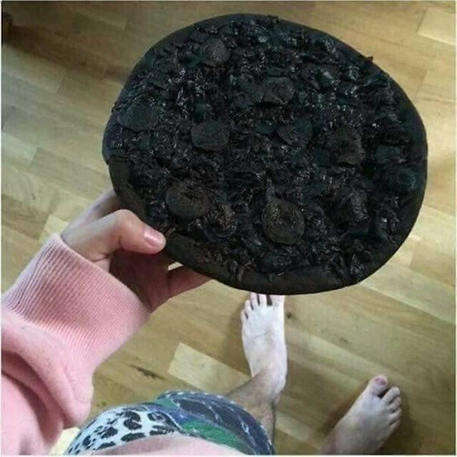Silno je htio pizzu, ali...