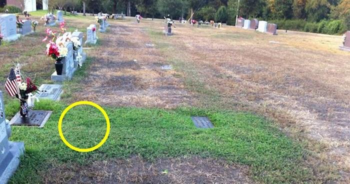 Mama nije znala zbog čega je grobno mjesto njenog sina uvijek zeleno, rasplakala se kad je saznala istinu