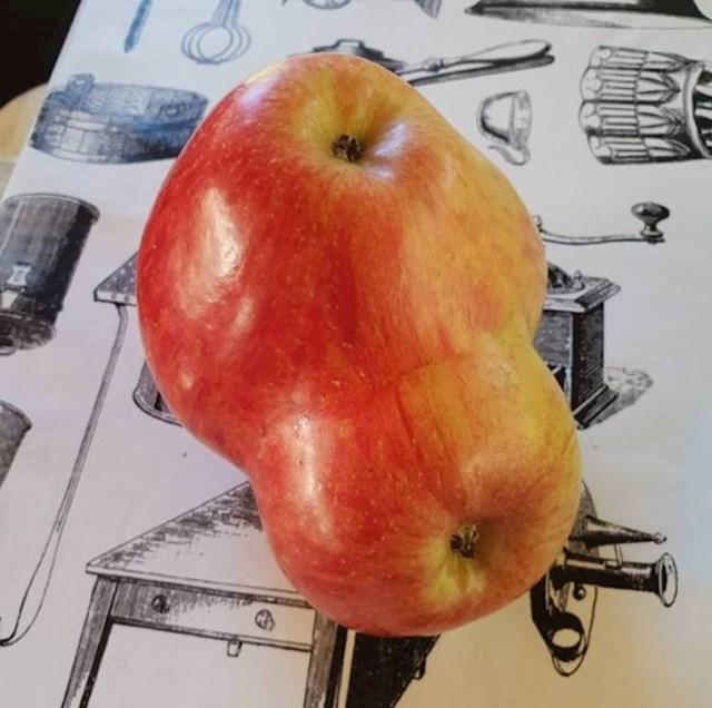 Sijamske jabuke?!