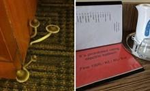 Ljudi su podijelili slike najgorih hotela u kojima su noćili, otkrili su šokantne detalje