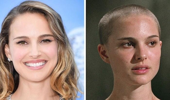 Napravili su usporedbu slika poznatih osoba prije i nakon što su obrijali glavu, evo koliko su se promijenili