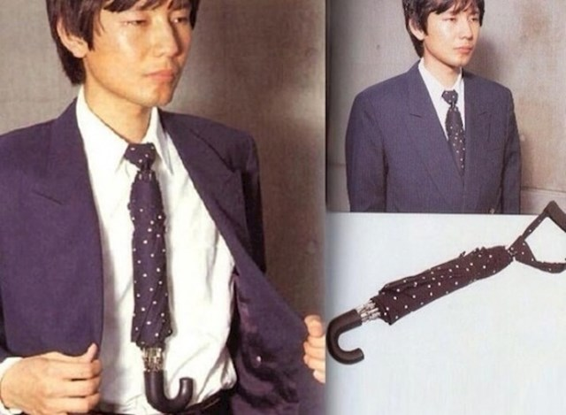 Kravata-kišobran