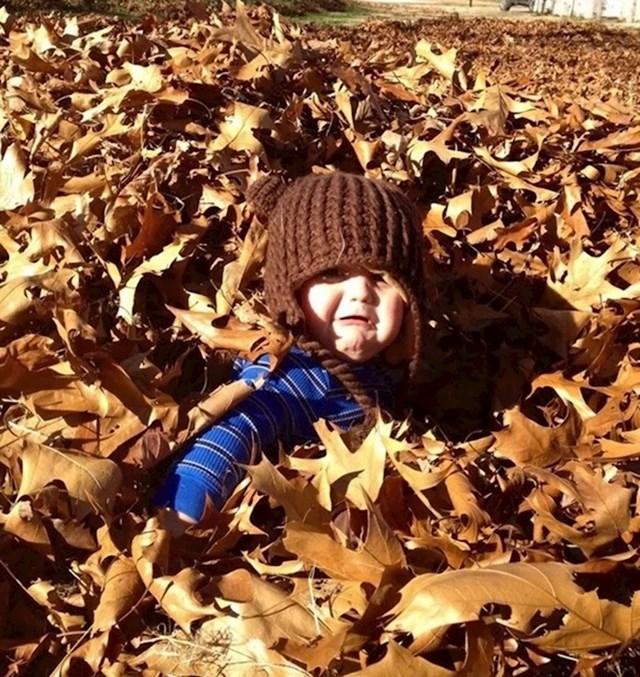 """""""Plakao je jer ne voli jesen i jer je lišće opalo."""""""