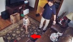 VIDEO Nadzorne kamere su snimile zanimljive trenutke koji vam neće tako lako izaći iz glave