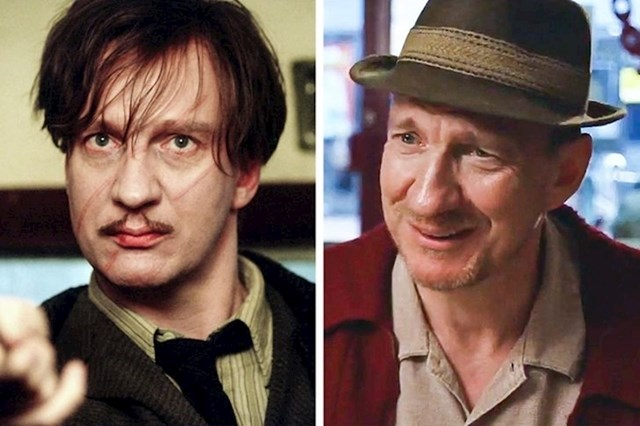 Remus Lupin (David Thewlis)