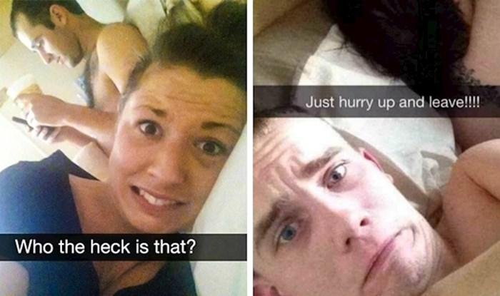 Urnebesne Snapchat objave ljudi kojima je jutro bilo jedno veliko razočaranje