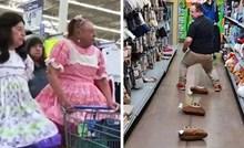 25 slika zbog kojijh će vam se učiniti da su američki supermarketi puni čudaka