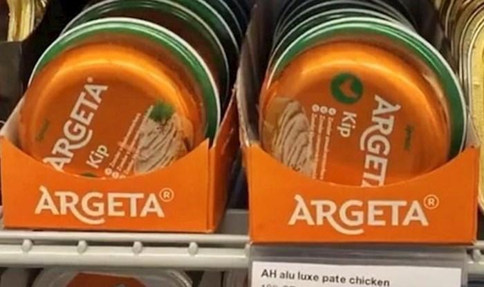 Hrvat u nizozemskom supermarketu našao domaću paštetu pa ostao zbunjen kad je vidio čudan detalj