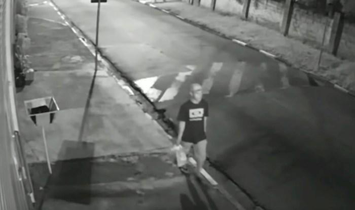 VIDEO Ovog lika su htjeli opljačkati nasred ulice, no on je bio pametniji od pljačkaša u autu