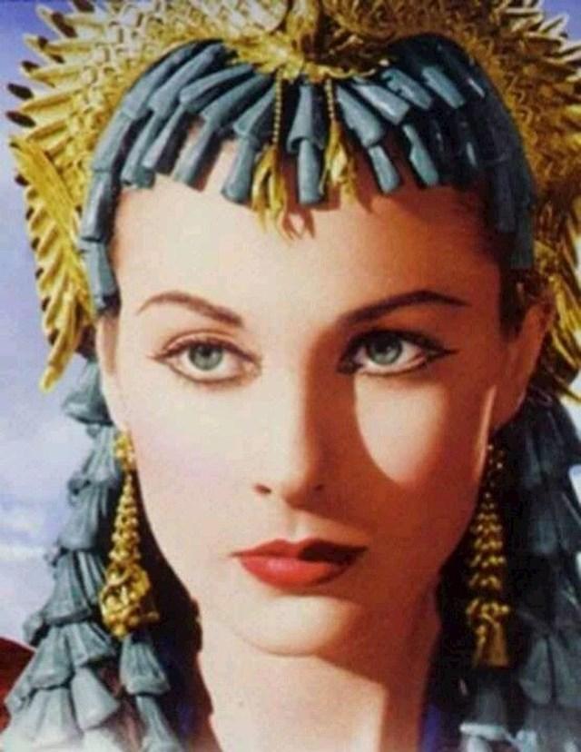 Vivien Leigh — Cezar i Kleopatra (1945)