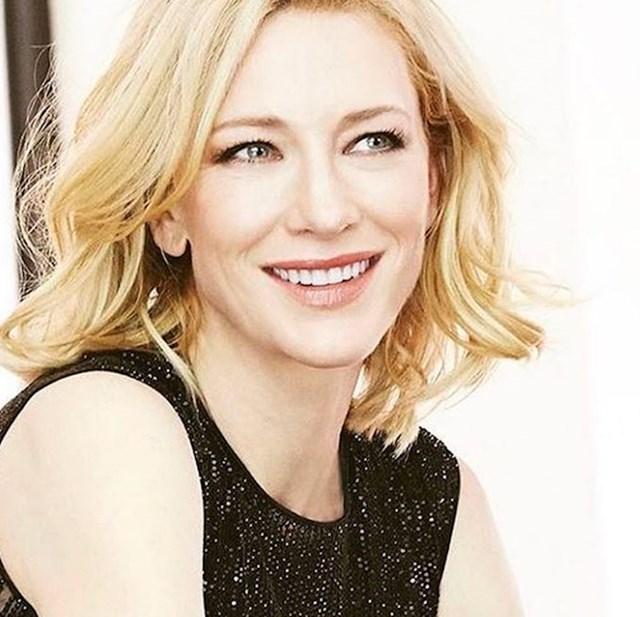 Cate Blanchett - mikroinjekcije s matičnim stanicama dobivenim iz prepucija