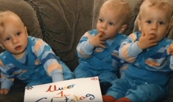 Kao bebe su izgledali identično, kasnije su se svake godine slikali i otkrili kako se danas međusobno razlikuju