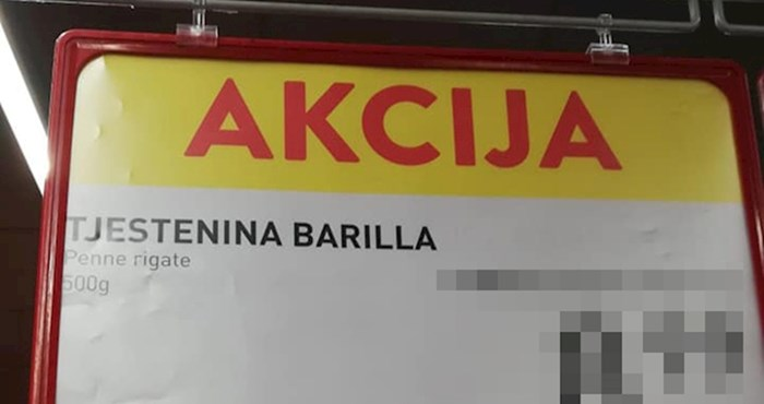 Kada popust prijeđe u minus: Kupac je u supermarketu slikao ponudu kakvu još niste vidjeli