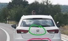 Nezadovoljni Slovenac je odabrao neobičnu registarsku oznaku i nasmijao ostale vozače