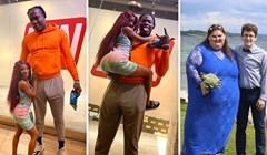 VIDEO 8 ekstremno čudnih parova koji dokazuju da je ljubav slijepa
