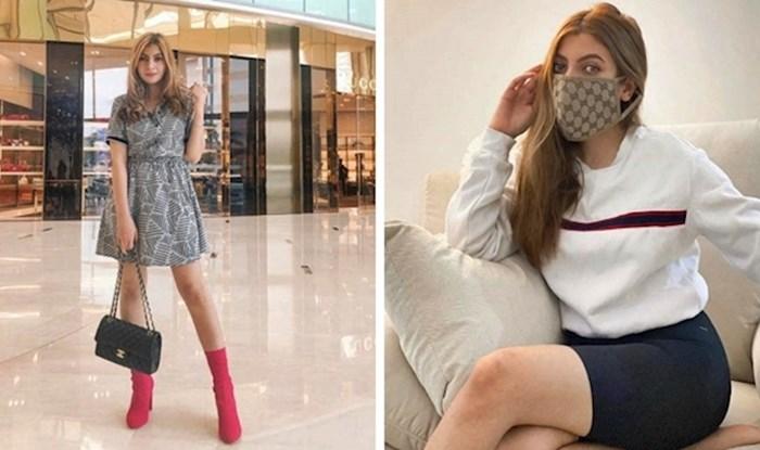 Blogerica prodaje svoju nevinost kako bi se borila protiv širenja koronavirusa?!