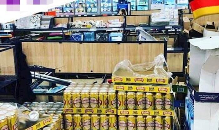 Hrvat je u njemačkom supermarketu ugledao hrvatsko pivo, jedan detalj ga je začudio