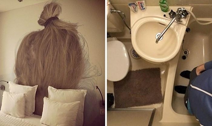10 slika koje pokazuju zbog čega nije dobro uzimati najjeftinije hotelske sobe
