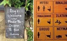 Gosti su podijelili 15 slika najzanimljivijih kafića i restorana koji su zbog svoje kreativnosti zaslužili pohvalu