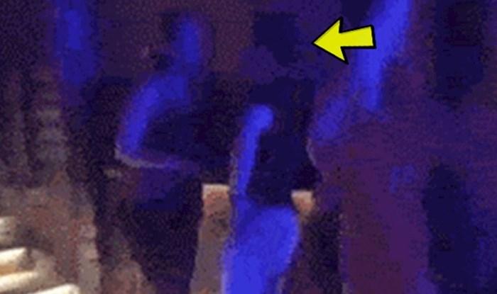 Netko je u noćnom klubu snimio mladićev očajnički pokušaj, i vama će biti žao kad ga vidite