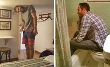 15 visokih ljudi slikalo je smiješne situacije zbog kojih bi ponekad htjeli biti niži