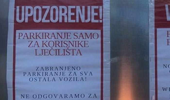 Što se dogodi kad krivoj osobi daš da napiše prijevod: Pogledajte što je pisalo na ovoj zgradi