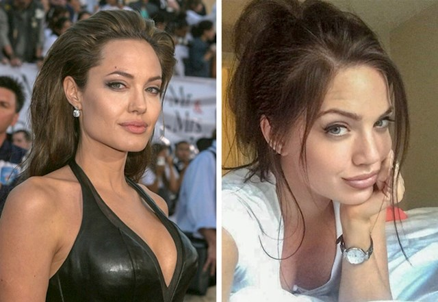 Angelina Jolie - Chelsea Marr