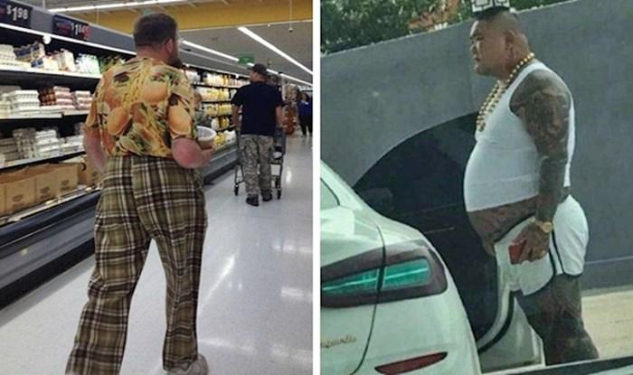 Sramotne slike ljudi koji su možda ipak trebali obući nešto drugo