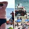 Najluđe slike s godišnjih odmora: Nećete vjerovati što neki ljudi rade na plažama