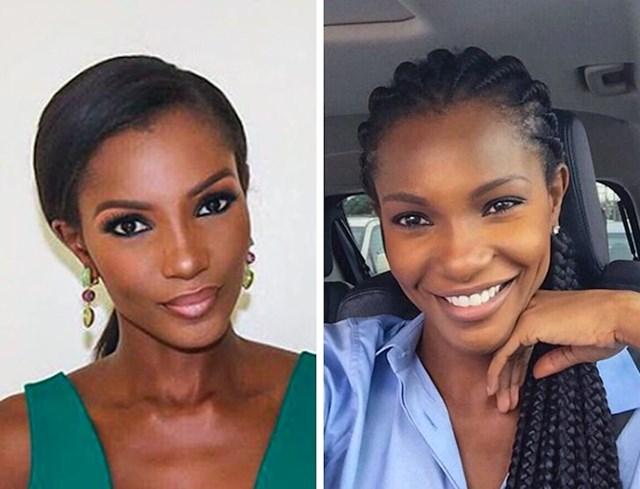 Agbani Darego, MFR, Miss World Nigerija 2001