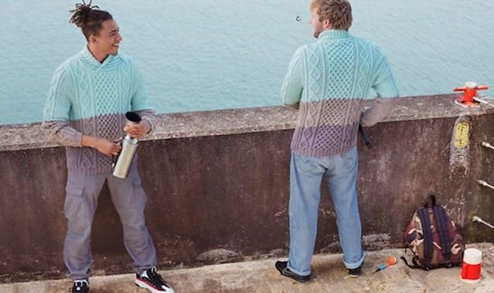 """Fotograf izrađuje zanimljive slike """"nevidljive odjeće"""" koje će vas zbuniti na prvi pogled"""