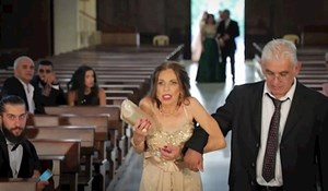 Na internetu se pojavila snimka s vjenčanja koje se održavalo u trenutku eksplozije u Bejrutu