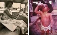 15 starih obiteljskih fotografija koje bi u današnje vrijeme svi smatrali neprimjerenima