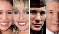 Ove usporedbe će vam pokazati koliko se izgled poznatih osoba promijenio tijekom godina