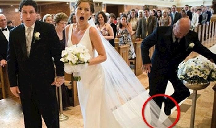 """Na ovim vjenčanjima je došlo do """"problemčića"""" na koje nitko nije bio spreman"""