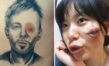 OVO IM NIJE TREBALO 18 neshvatljivih tetovaža koje su ljudima potpuno uništile izgled
