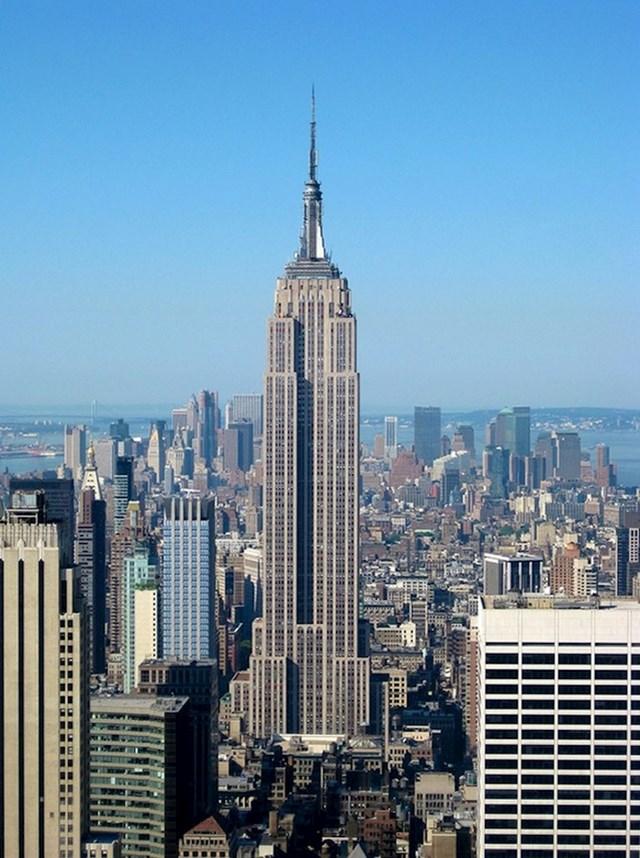 Empire State Building - 2 milijarde dolara