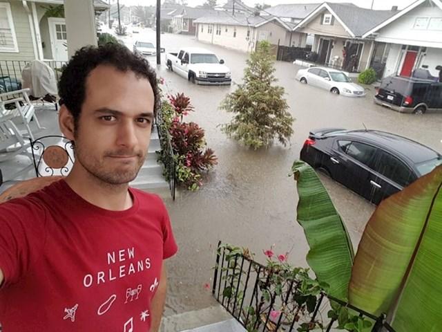 Poplava u New Orleansu, SAD