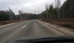 Rus nije vjerovao svojim očima kad je vidio što su stavili na cestu, morao se još jednom vratiti i snimiti sve