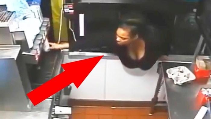 VIDEO Nekim ljudima se stvarno događaju čudne stvari, još je zabavnije kad ih snimi kamera