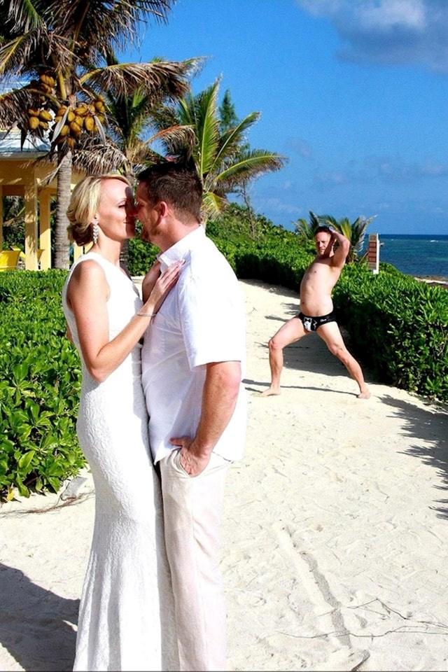 """""""Nedavno sam bio kum na vjenčanju..."""""""