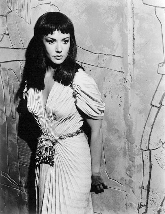 Piper Laurie — Cezar i Kleopatra (1959)
