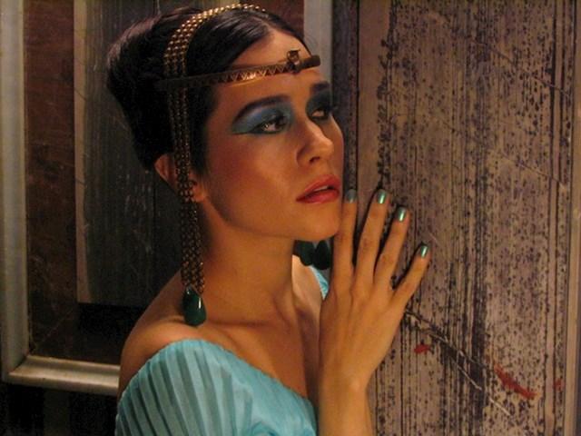 Alessandra Negrini — Kleopatra (2007)