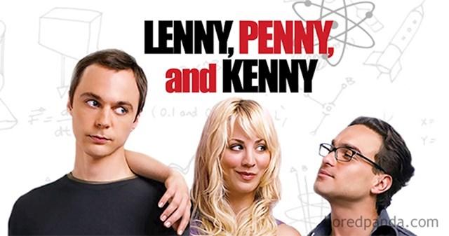 Teorija velikog praska / Lenny, Penny i Kenny