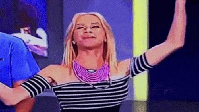Nastupala je uživo na televiziji, a onda joj se u najgorem trenutku dogodila najgora moguća stvar