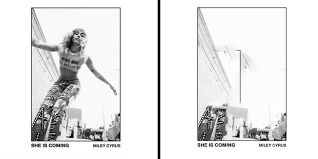 Miley Cyrus - She Is Coming